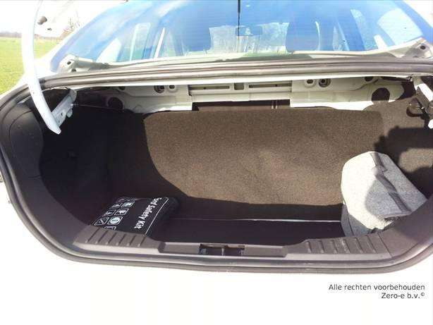 Zero-e b.v. Ford Focus 4d op CNG / groengas tank